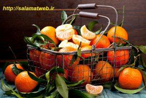 نارنگی و درمان سرماخوردگی