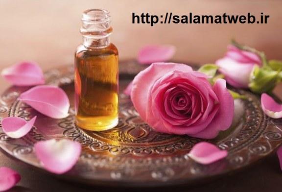 از خواص روغن گل رز چه می دانید؟