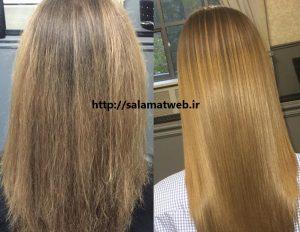 کراتینه کردن مو چیست؟