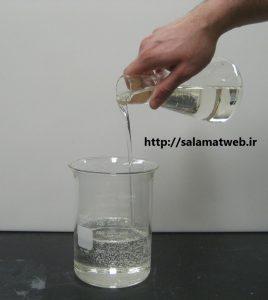 گلیسیرین و درمان خشکی موها