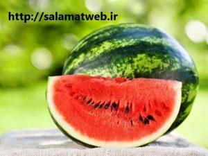 هندوانه و افزایش میزان کلاژن سازی