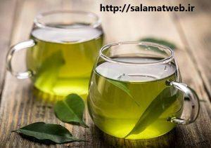 چای سبز و کاهش علایم یائسگی