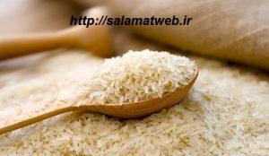 ترکیبات موجود در آب برنج