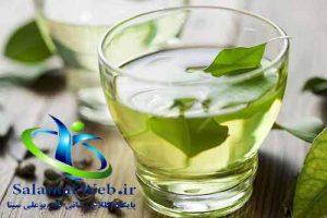 چای سبز و درمان کبد چرب