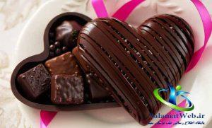 شکلات تلخ و افزایش هوش شما