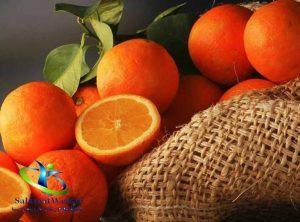 پرتقال و جلوگیری از پیری پوست