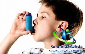 بررسی مشکلات تنفسی در کودکان