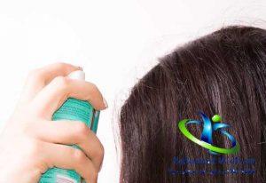 استفاده از حجم دهنده های مو برای پرپشت شدن مو