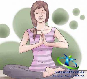 یوگا برای باریک کردن کمر