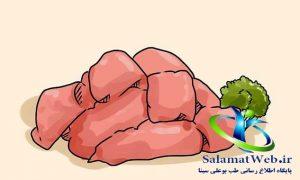 پرهیز از مصرف گوشت قرمز جهت لاغر شدن