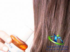 استفاده از محصولات ضد ریزش مو جهت پرپشت شدن مو