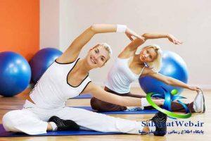 کاهش سایز شکم با ورزش های هوازی