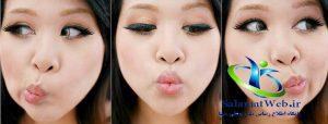 ورزش های مفید برای لاغر کردن صورت