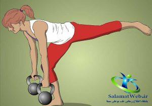 تمرینات ورزشی مفید برای درمان سلولیت