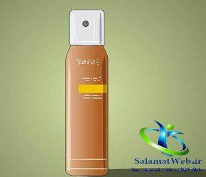 استفاده از اسپری های ضد سلولیت برای درمان سلولیت