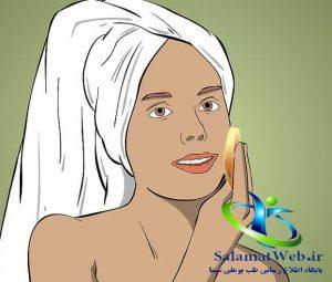مسواک زدن پوست برای درمان سلولیت