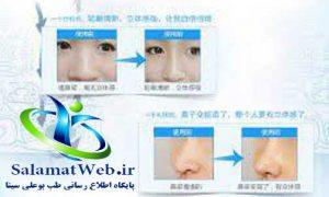 کرم کوچک کننده بینی IHB بیوتیفول نوز