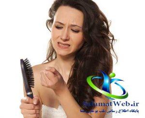 جلوگیری از ریزش مو ارثی