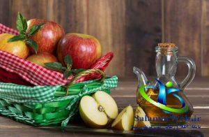 از دست دادن وزن با سرکه سیب