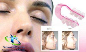 نظرات در مورد گیره کوچک کننده بینی