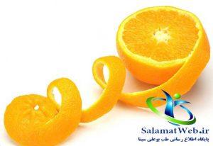روشن کردن تیرگی های بدن با ماست و پوست پرتقال