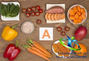 علایم مسمومیت با ویتامین آ