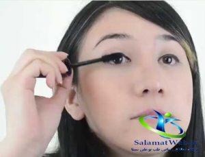 استفاده از خط چشم