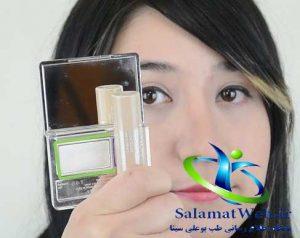 استفاده از محصولات آرایشی با کیفیت