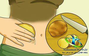 درمان ترک پوست بدن با داروهای گیاهی