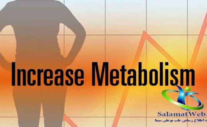 آشنایی با مواد غذایی موثر در افزایش سوخت و ساز بدن