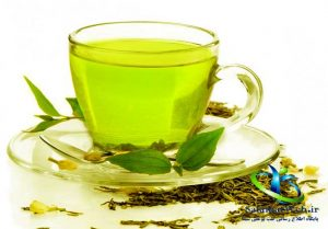 کوچک کردن سینه با چای سبز