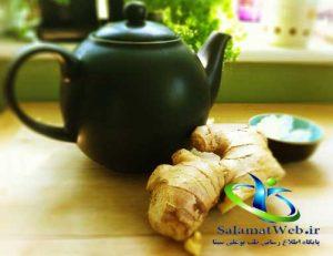 خواص ضد التهابی چای لاغری
