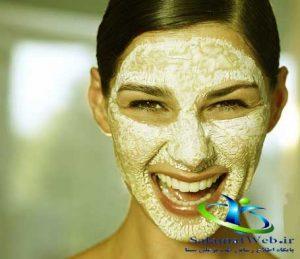 درمان پوست چرب با جوش شیرین