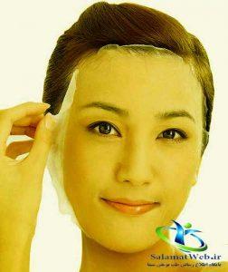 درمان پوست چرب با ماسک سفیده تخم مرغ
