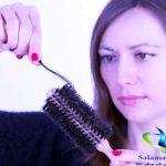 درمان ریزش مو با بهترین شیوه های خانگی و دارویی