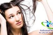 درمان گیاهی ریزش شدید مو+روشهای رشد سریع مو