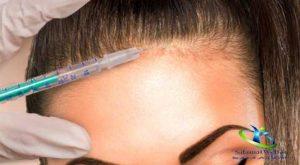 شبیه سازی موی سر