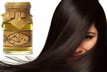 فواید روغن خراطین برای مو+عوارض روغن خراطین برای موی سر