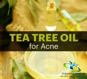 روغن درخت چای برای درمان جوش