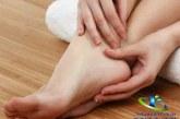 درمان ترک پاشنه پا با روش های موثر خانگی