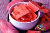 سیب زمینی شیرین چیست؟+خواص درمانی سیب زمینی شیرین