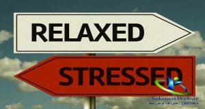 علت استرس