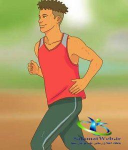 نقش ورزش در سلامت پوست