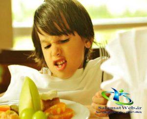 علائم وجود حساسیت به ماده غذایی
