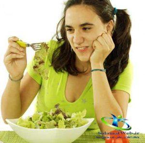 درمان حساسیت غذایی