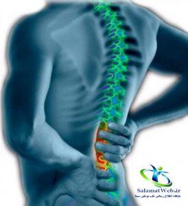 درمان دیسک کمر با پیاده روی صبحگاهی