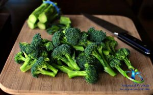 سلامت ریه ها با مواد غذایی