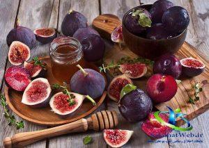 خواص انجیر خشک در طب سنتی