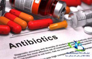 آنتی بیوتیک چیست؟,