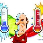 گرمی و سردی چیست؟+لزوم شناخت گرمی و سردی در درمان امراض